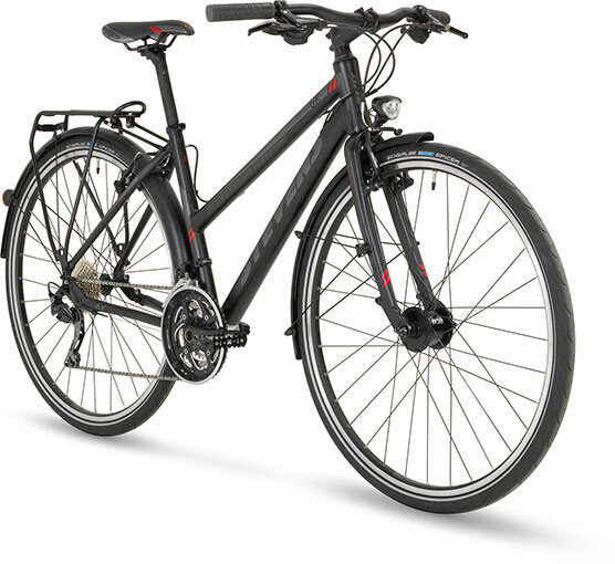 Hybrid bike for Germany & Ireland tours