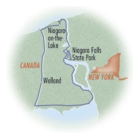 Niagara Falls Pathways