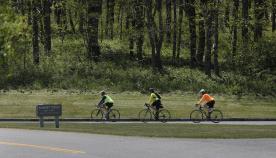 Bike Riders Blue Ridge Bike Tour