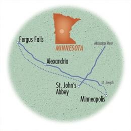 Minnesota: Lake Wobegon Trail