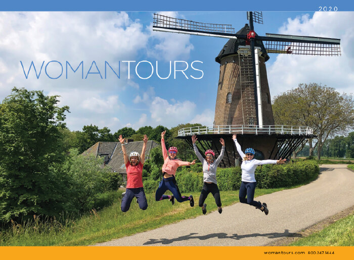 WomanTours - Bicycle Tours