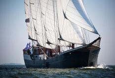 Mare van Fryslan sailboat