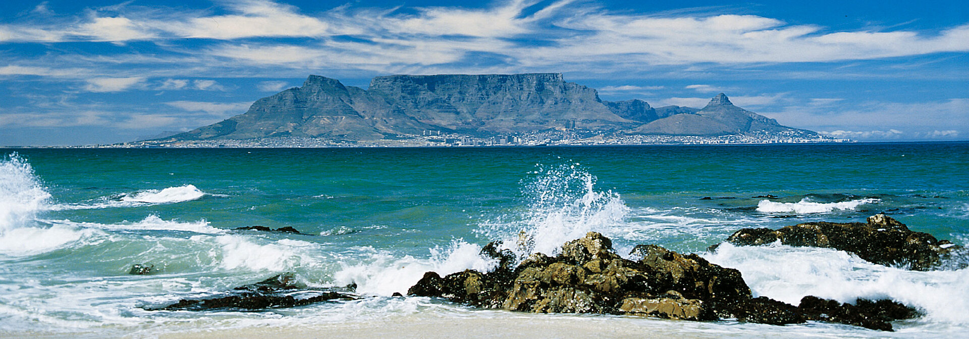 South Africa: Garden Route to Cape Town