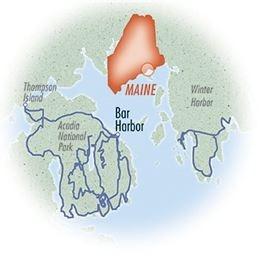 Maine: Acadia National Park