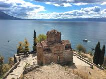 Small Stone Building Balkans Bike Tour