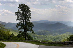 Mountain View Blue Ridge Bike Tour