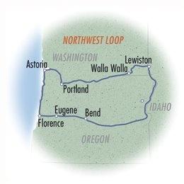 Northwest Loop Epic Tour
