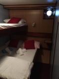 Croatia Bunk Cabin