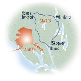 Alaska and The Yukon: The Golden Circle