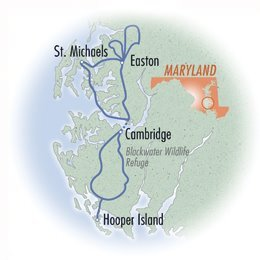 Maryland Eastern Shore - Southern