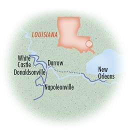 Louisiana: Biking the Bayou