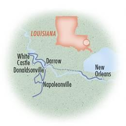 Louisiana: Biking the Bayou