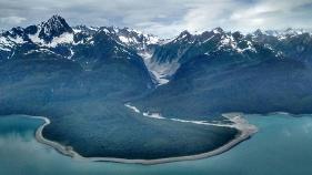 Mountains Alaska Bike Tour