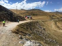 Trail During Balkans Bike Tour