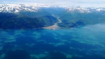 Alaska Water Scenery