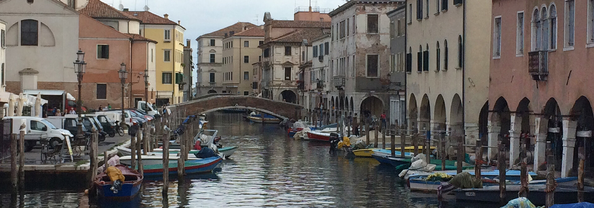 Italy: Bike and Barge - Mantua to Venice