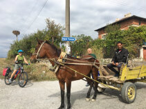 Horse and Buggy Balkans Bike Tour