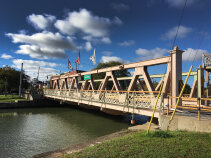 Lift Bridge Erie Canal Bike Tour
