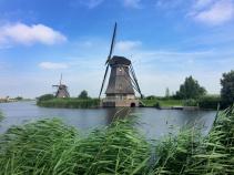 Windmill Holland Bike and Barge Bike Tour