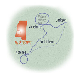 Mississippi: Natchez Trace Parkway