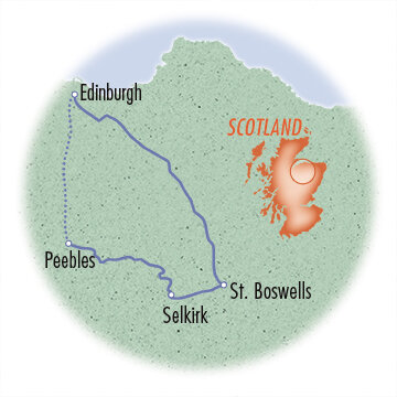 Scotland: Edinburgh and Beyond