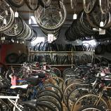 Bike storage R Community Bikes