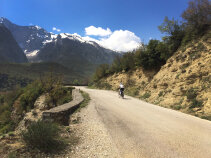 Trail and Mountains Albania Bike Tour