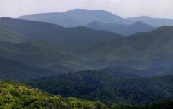 Mountain View Blue Ridge Bike Tour