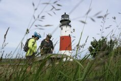 Lighthouse Massachusetts Island Hopper Bike Tour