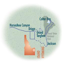 Teton Valley & Grand Teton National Park