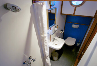Mare van Fryslan private bathroom