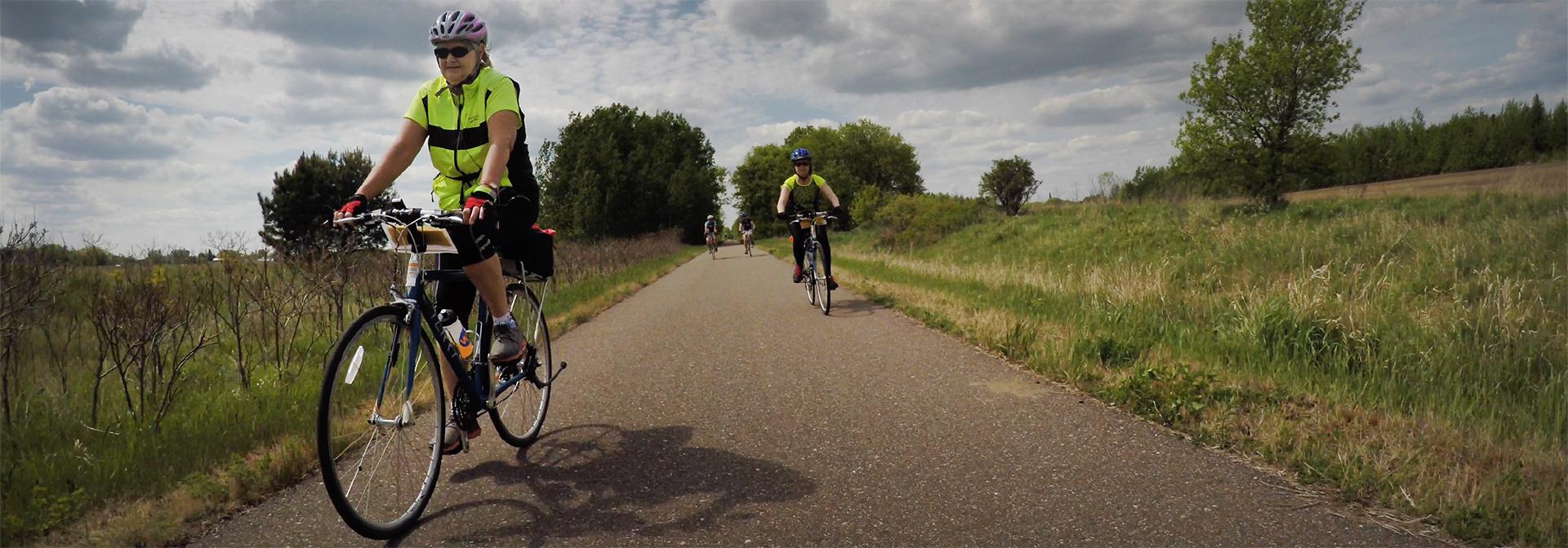 Minnesota: Lake Wobegon Trail
