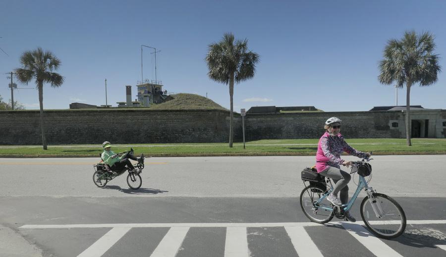 Charleston Day Bike Tours
