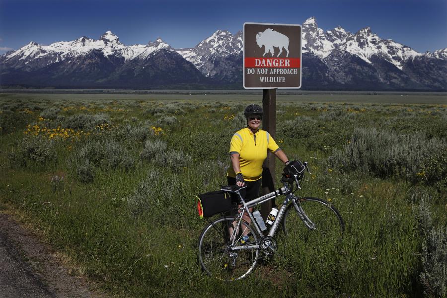 Teton Valley And Grand Teton National Park