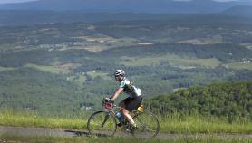 View on Trail Blue Ridge Bike Tour