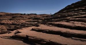 Red rocks near St. George, Utah