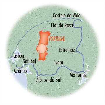 Portugal: From Coast to Cork