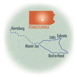 Pennsylvania Dutch Country
