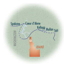 Idaho Greenways