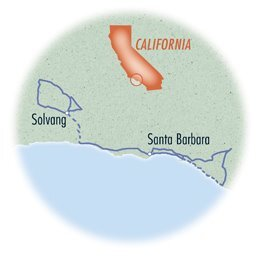 California: Santa Barbara Wine Country