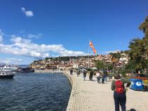 Coastline View Balkans Bike Tour