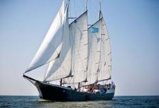 Mare van Frysland sailboat