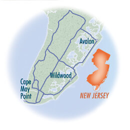 Jersey Shore: Cape May