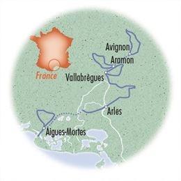 Bike and Barge AiguesMortes to Avignon