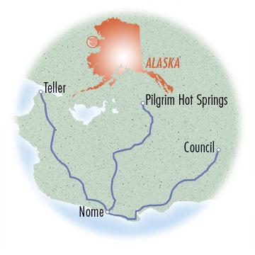 Alaska: Nome