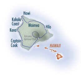 Hawaii: Circling The Big Island