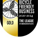 Gold Bicycle Friendly Business