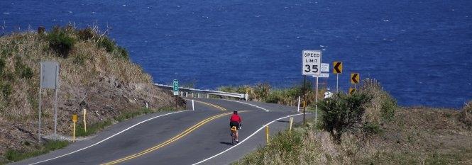 Cross-Country: Pacific Coast