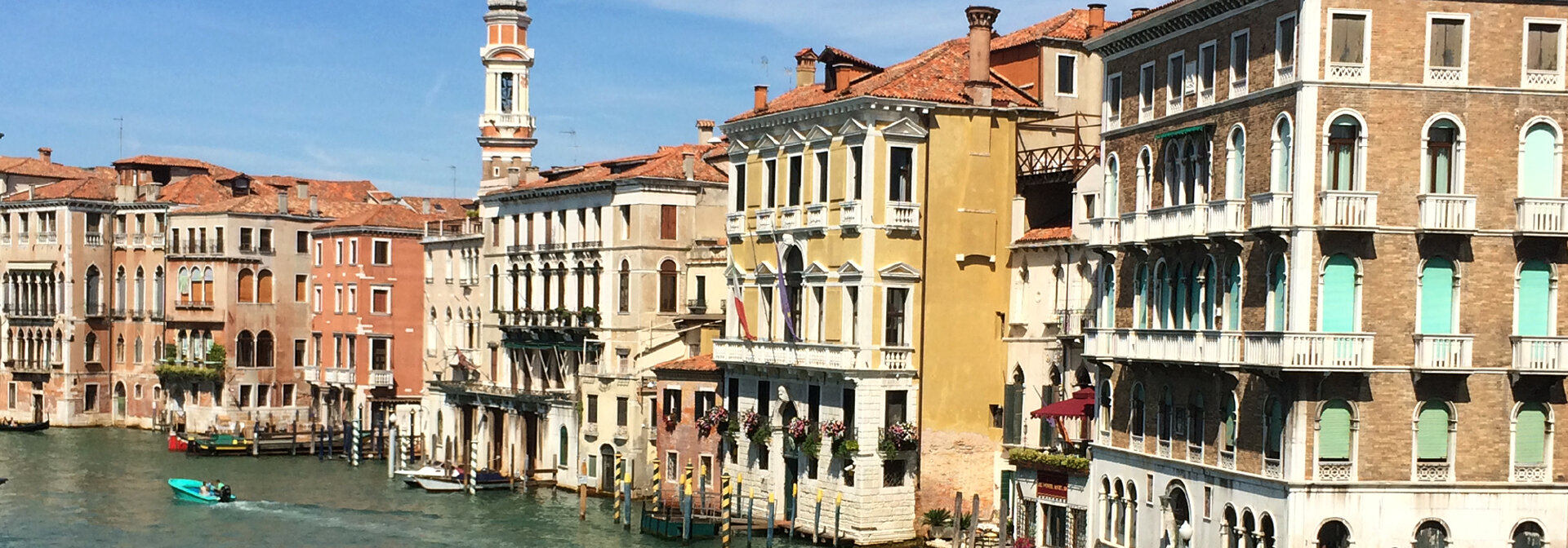 Italy: Bike and Barge - Venice to Mantua