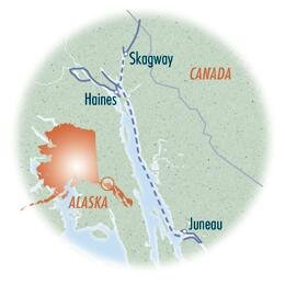 Alaska: The Inside Passage
